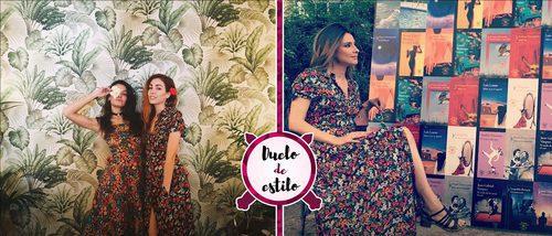 El vestido primaveral de Zara preferido de las celebs se convierte en viral   ¿A d01267691759