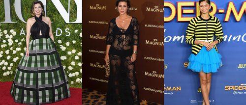 Elena Tablada y Zendaya, entre las peor vestidas de la semana