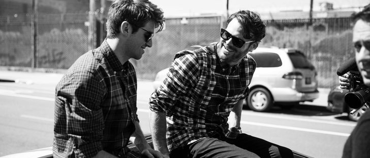 The Chainsmokers se convierten en embajadores globales de Tommy Hilfiger