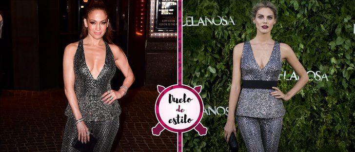 Jennifer Lopez y Amaia Salamanca se rinden ante el mismo Zuhair Murad. ¿A quién le sienta mejor?