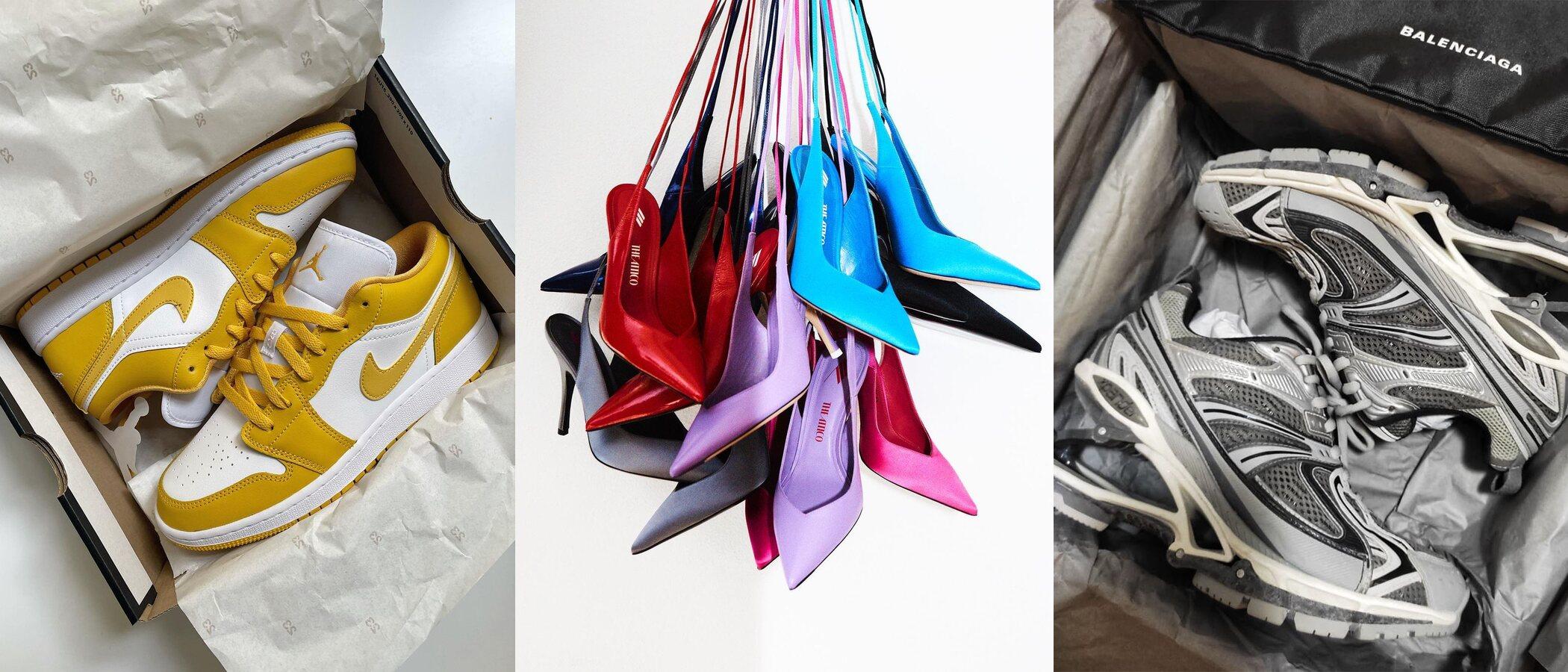 Conversión de tallas de calzado entre Estados Unidos y