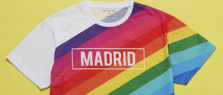 Primark lanza 'Feeling Proud, una colección para celebrar el Día del Orgullo