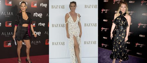 Hilary Duff y Silvia Marty, entre las peor vestidas de la semana