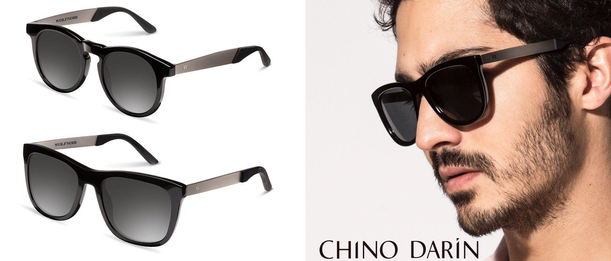 f013e66ca8 Chino Darín se une a Wolfnoir para lanzar una colección de gafas de sol