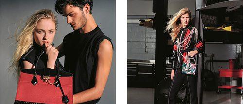 El soprendente contraste de la moda en la última campaña de Louis Vuitton