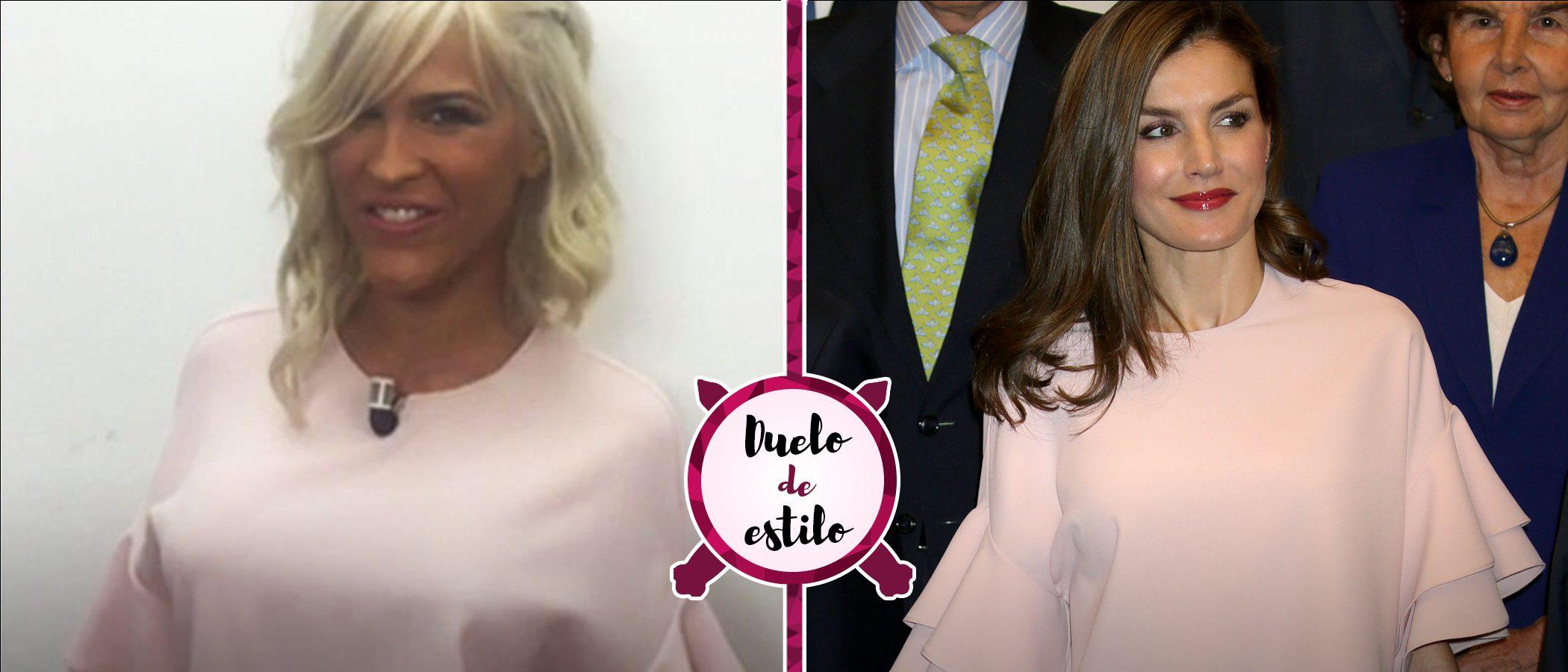 Ylenia y la Reina Letizia comparten gustos: así es la nueva camisa viral de Zara