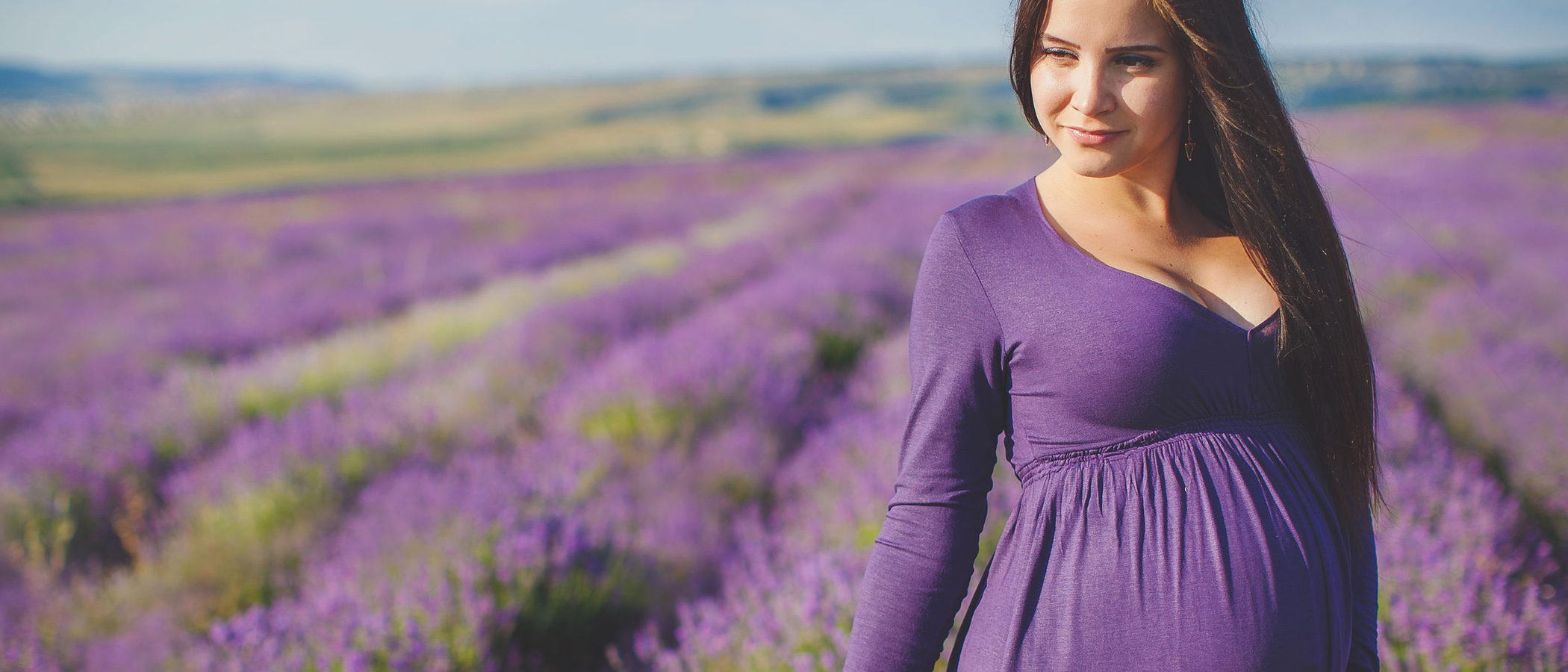 Cómo vestirse los últimos días de embarazo