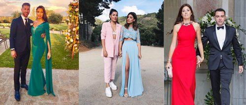 Inspírate en las famosas para crear tu look de invitada de boda este 2017