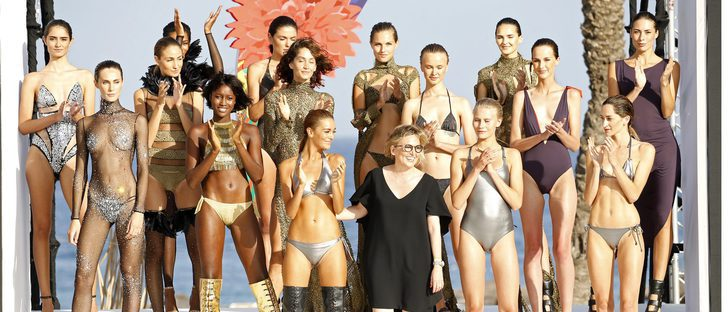 Andrés Sardá presenta su colección resort 'High Season' en la Fashion Week de Ibiza 2017