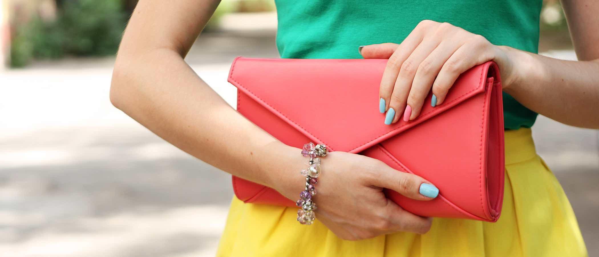 Bolsos de mano: cómo elegir el clutch adecuado