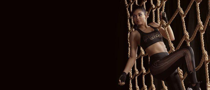 Kylie Jenner y el New York City Ballet vuelven a unirse con Puma para la campaña de otoño/invierno 2017