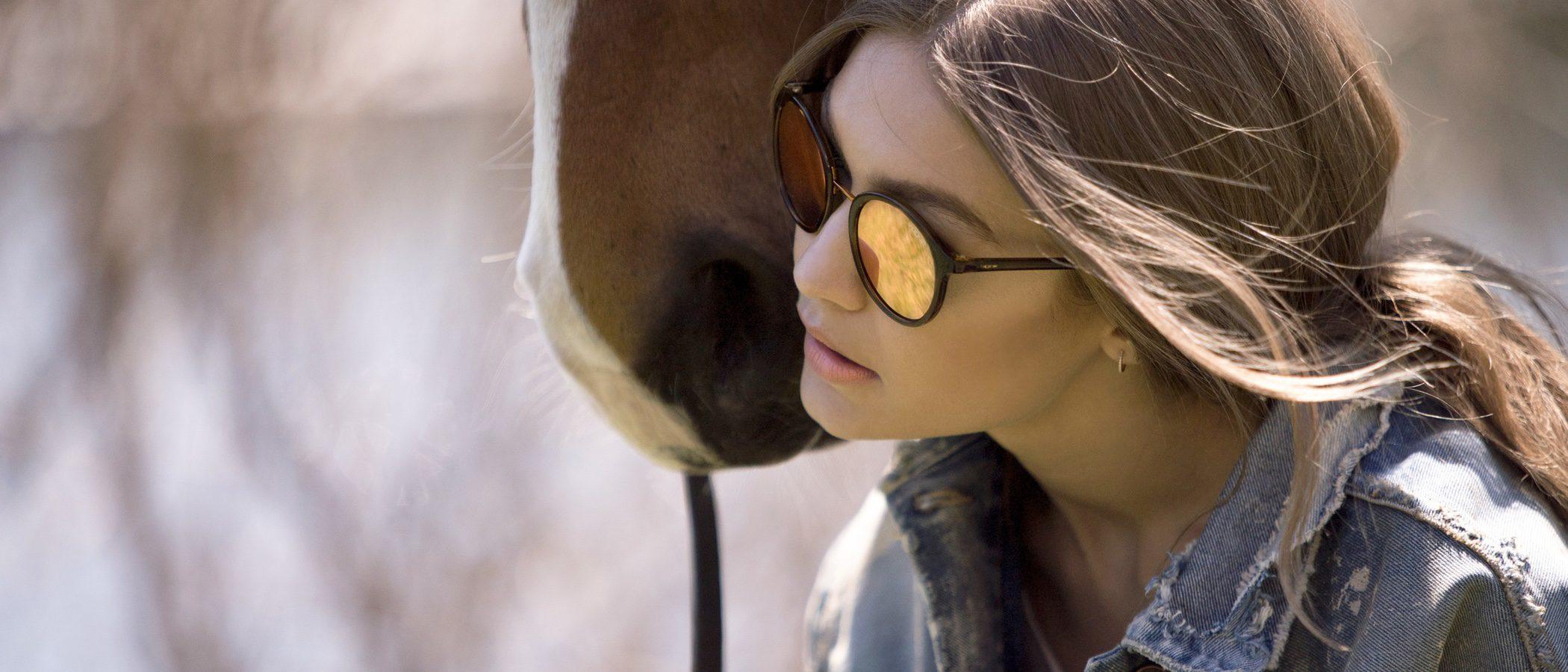 Gigi Hadid lanza su propa colección de gafas 'Gigi Hadid for Vogue Eyewear'