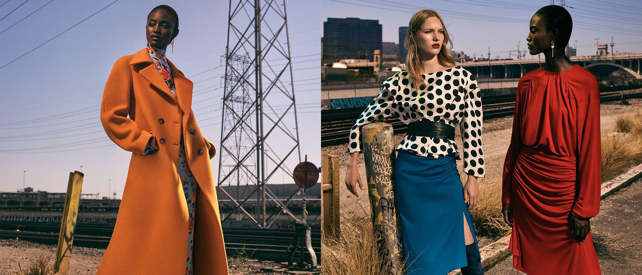 Zara presenta su colección prefall 2017/2018, digna de las firmas de lujo