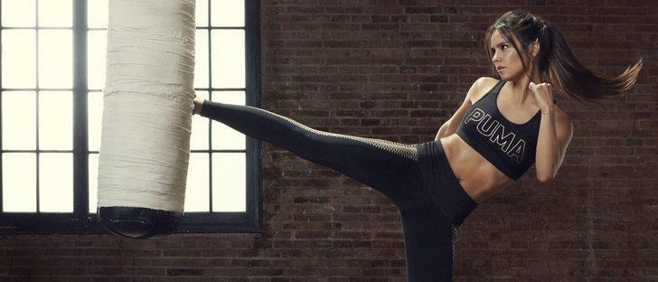Cristina Pedroche continúa como embajadora de Puma para la colección 'Velvet Rope'