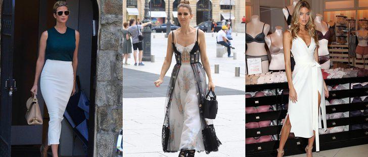 Céline Dion y Martha Hunt, entre las mejor vestidas de la semana