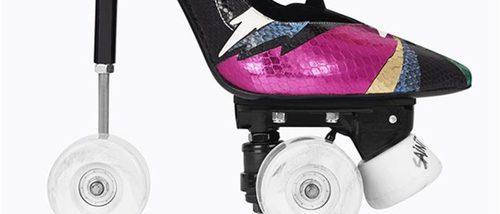 Saint Laurent transforma los stilettos en patines con su colección otoño 2017