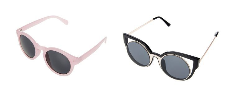 Pull & Bear apuesta por una gran variedad de gafas de sol para el verano 2017