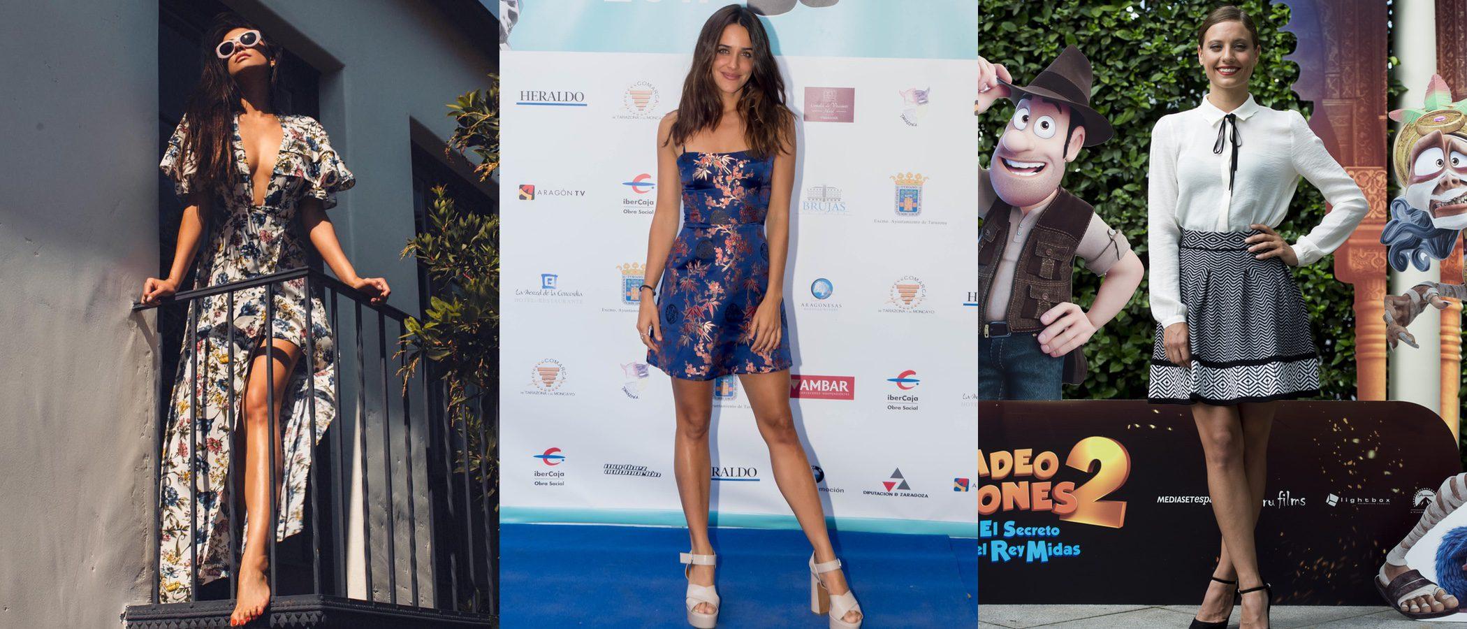 Macarena García y Michelle Jenner, entre las mejor vestidas de la semana