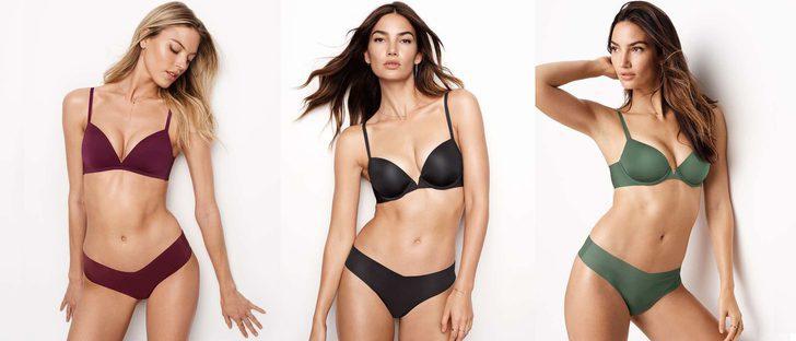 Victoria's Secret presenta los nuevos modelos de su línea 'Sexy Illusions'