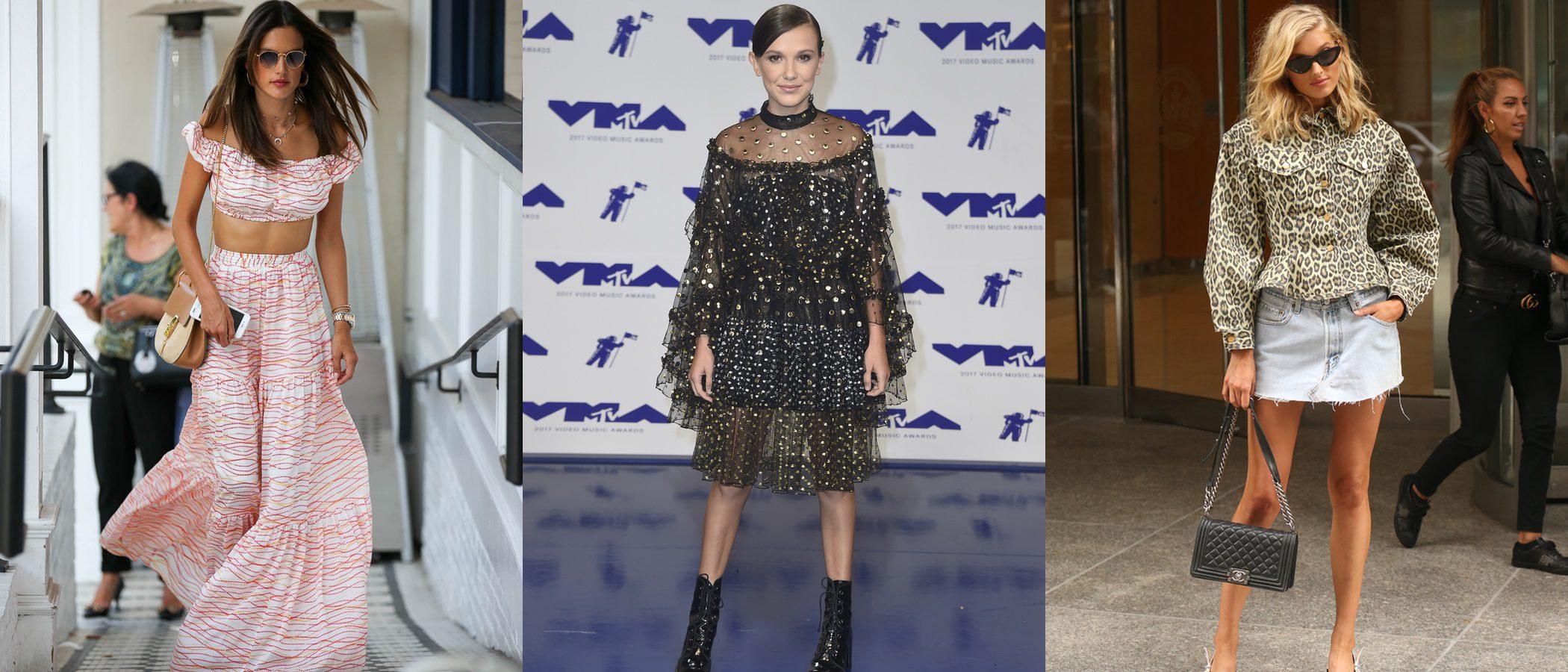 Millie Bobby Brown y Elsa Hosk, entre las mejor vestidas de la semana