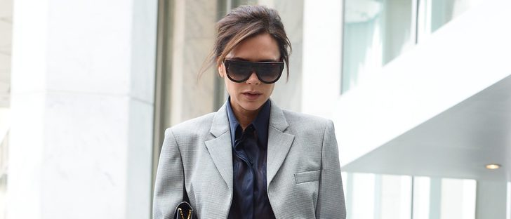 Victoria Beckham y las claves para ser la perfecta working girl. ¡Atrévete a copiar su look!