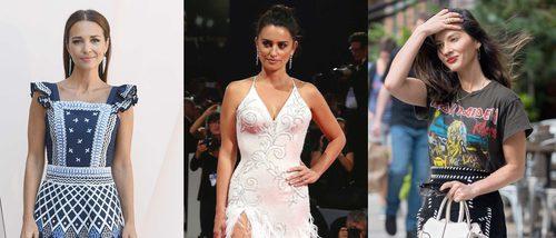 Paula Echevarría, Penélope Cruz y Olivia Munn, las mejor vestidas en la 'vuelta al cole'