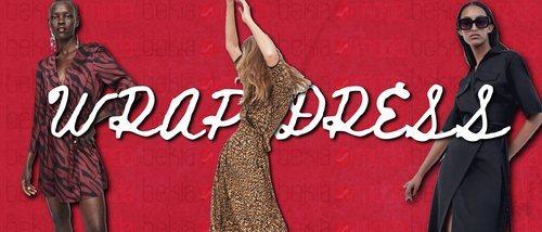 Qué es el wrap Dress