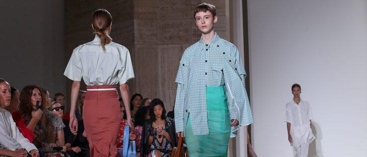 Victoria Beckham homenajea a la mujer en la New York Fashion Week con su primavera/verano 2018