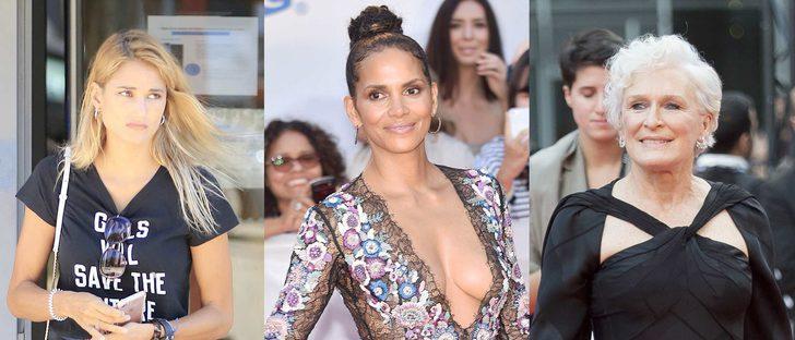 Alba Carrillo, Halle Berry y Glenn Close, las peor vestidas de la semana