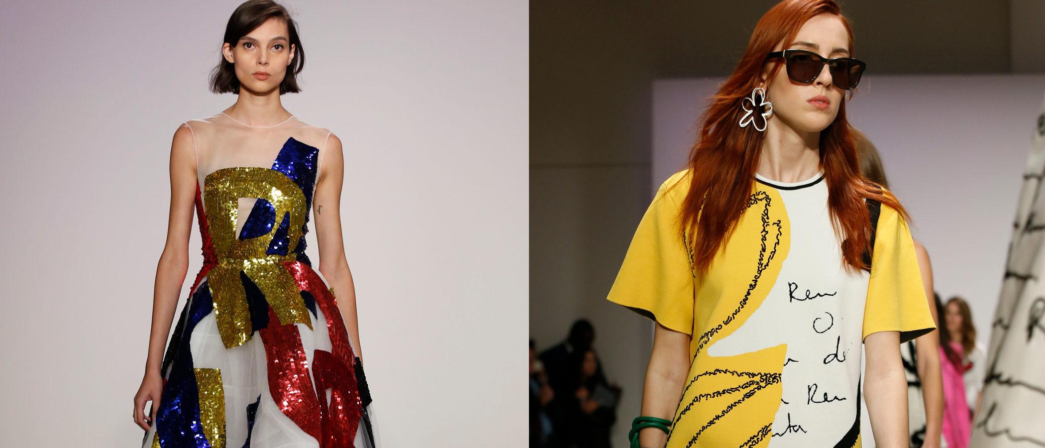 Oscar de la Renta presenta la colección primavera/verano 2018 más elegante de Nueva York Fashion Week