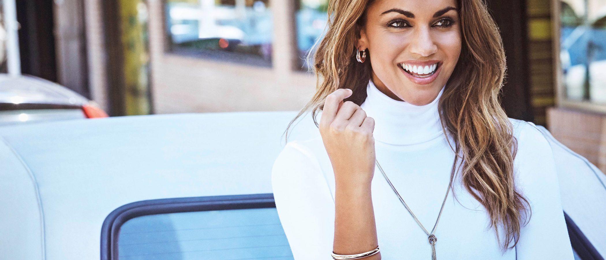 Lara Álvarez se estrena como embajadora de Luxenter para este otoño/invierno 2017/2018