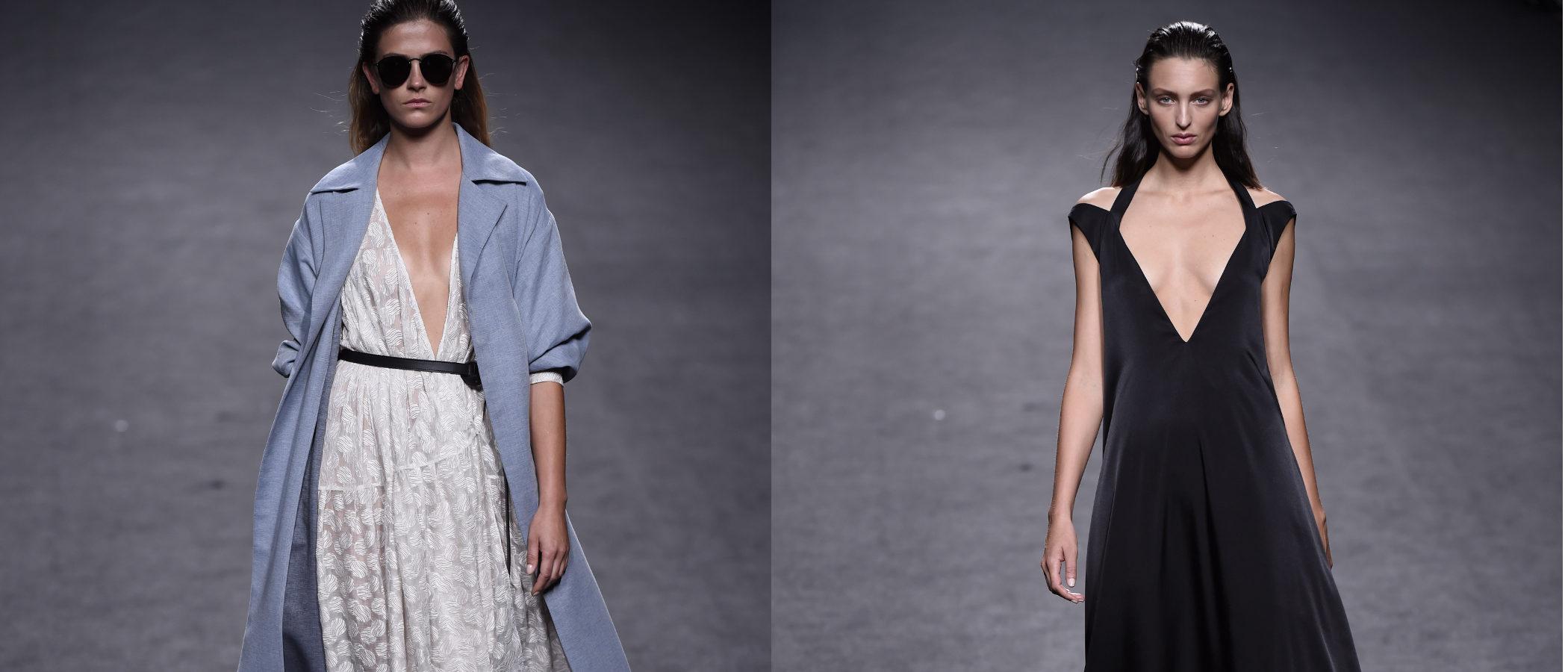 Roberto Torretta trae la noche más sofisticada con su colección primavera/verano 2018 Madrid Fashion Week
