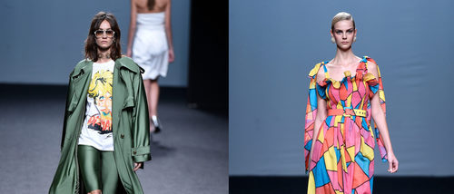 María Escoté homenajea a Lady Di en su colección primavera/verano 2018 para Madrid Fashion Week