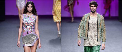 Deportiva y glamurosa: así es la colección que Custo Barcelona ha subido a la Madrid Fashion Week