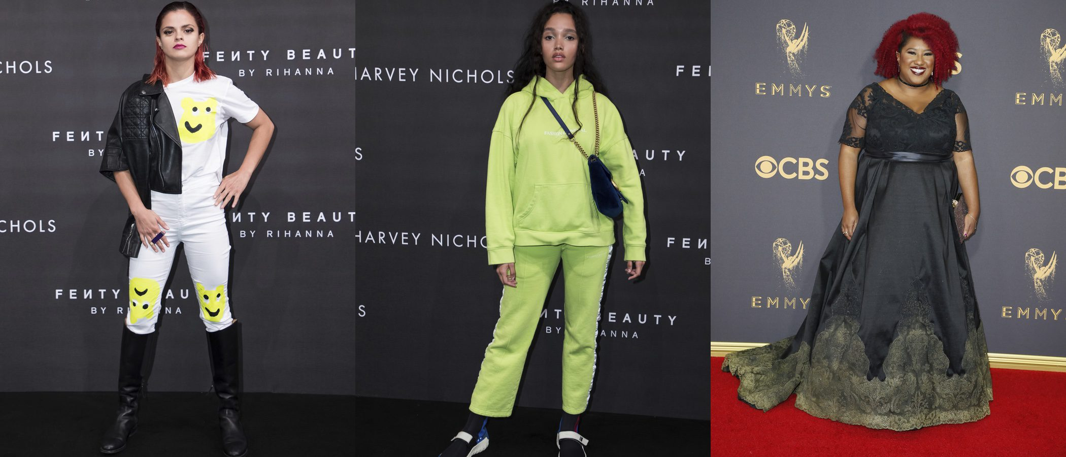 Ashley Nicole Black, Bip Ling y Cassey Chanel, entre las peor vestidas de esta semana