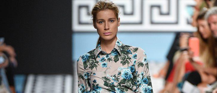 Las flores inundan la Madrid Fashion Week con la primavera/verano 2018 de Jorge Vázquez