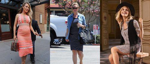Cómo vestirse para ocultar el embarazo los primeros meses de gestación