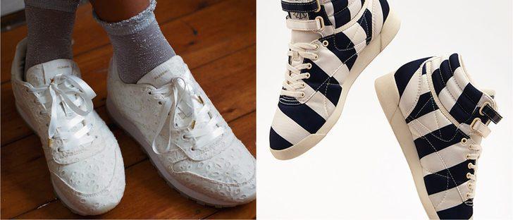 Salen a la luz tres diseños de zapatillas de la exclusiva colaboración de Reebok con Asos