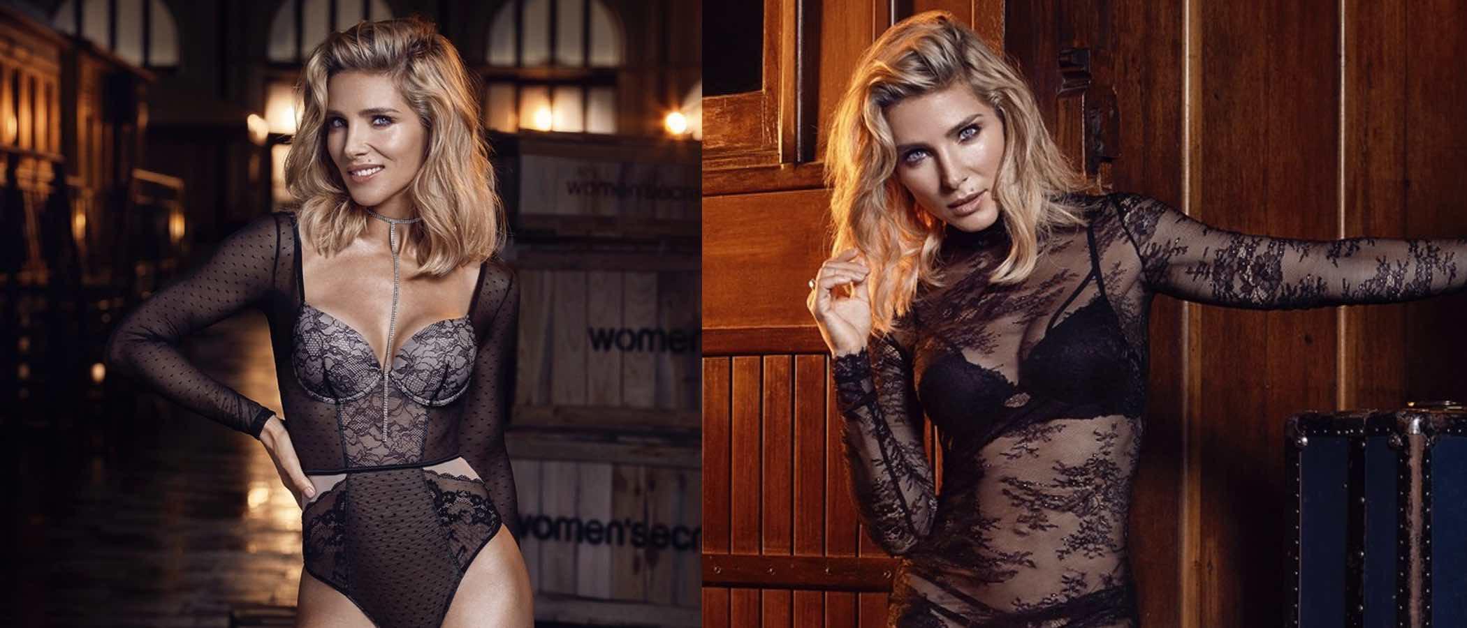 Women'secret y la sensualidad en estado puro: Elsa Pataky presenta la colección 'Wanted'