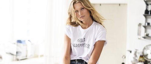 'Girl Empower', la camiseta solidaria diseñada por Bella Freud
