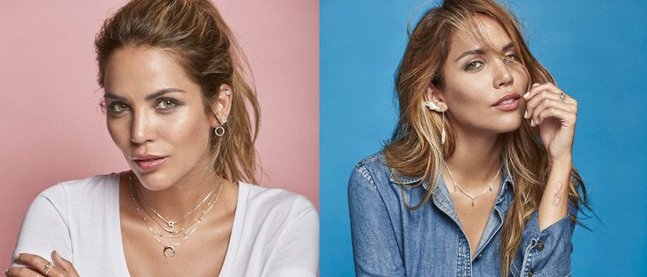 Vidal & Vidal presenta su nueva colección de joyas con Rosanna Zanetti como embajadora