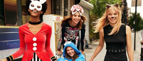 H&M volverá a disfrazar a niños y mujeres en Halloween 2017 con esta nueva colección