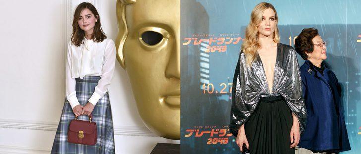 Jenna Coleman y Sylvia Hoeks entre las peor vestidas de la semana