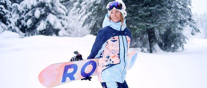 Roxy presenta su nueva colección de invierno 'Snow 2017' para los amantes de la nieve