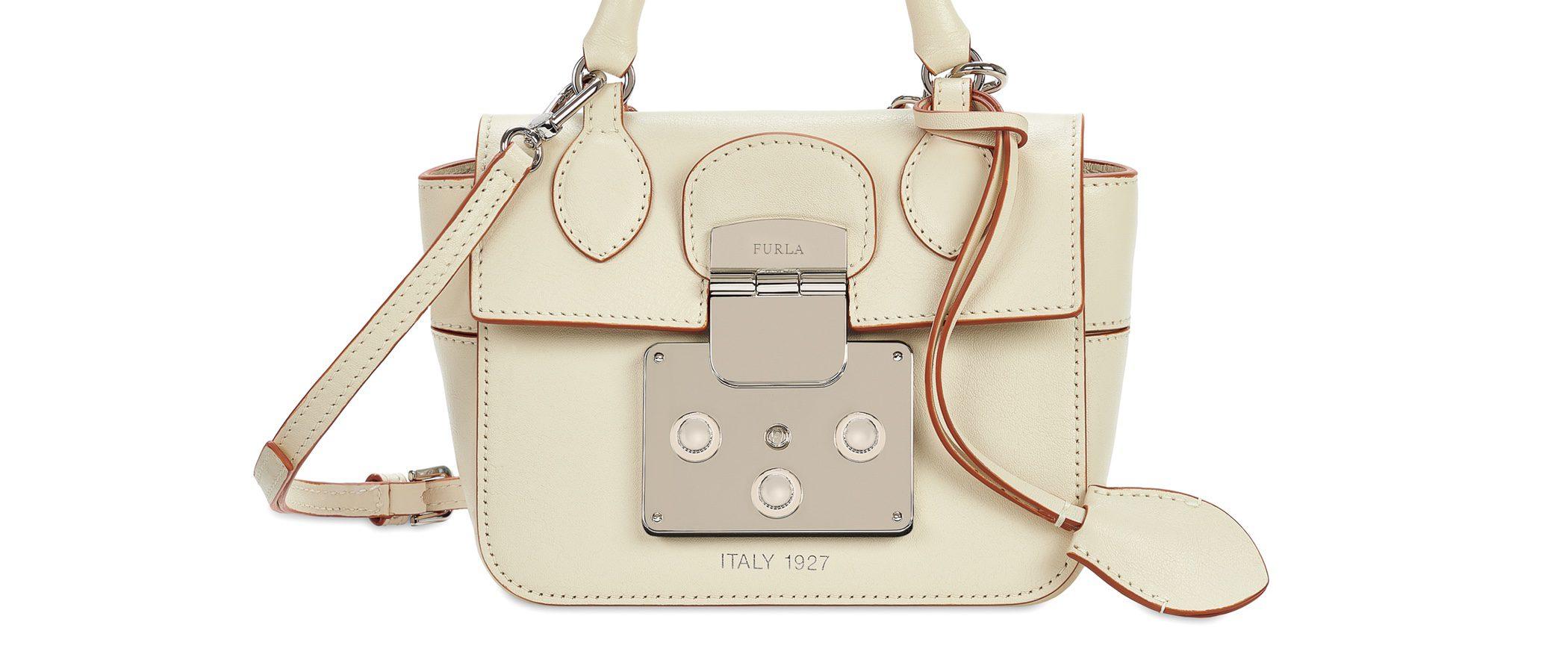 Así es 'Mantra', el bolso de Furla que recoge la esencia de la marca