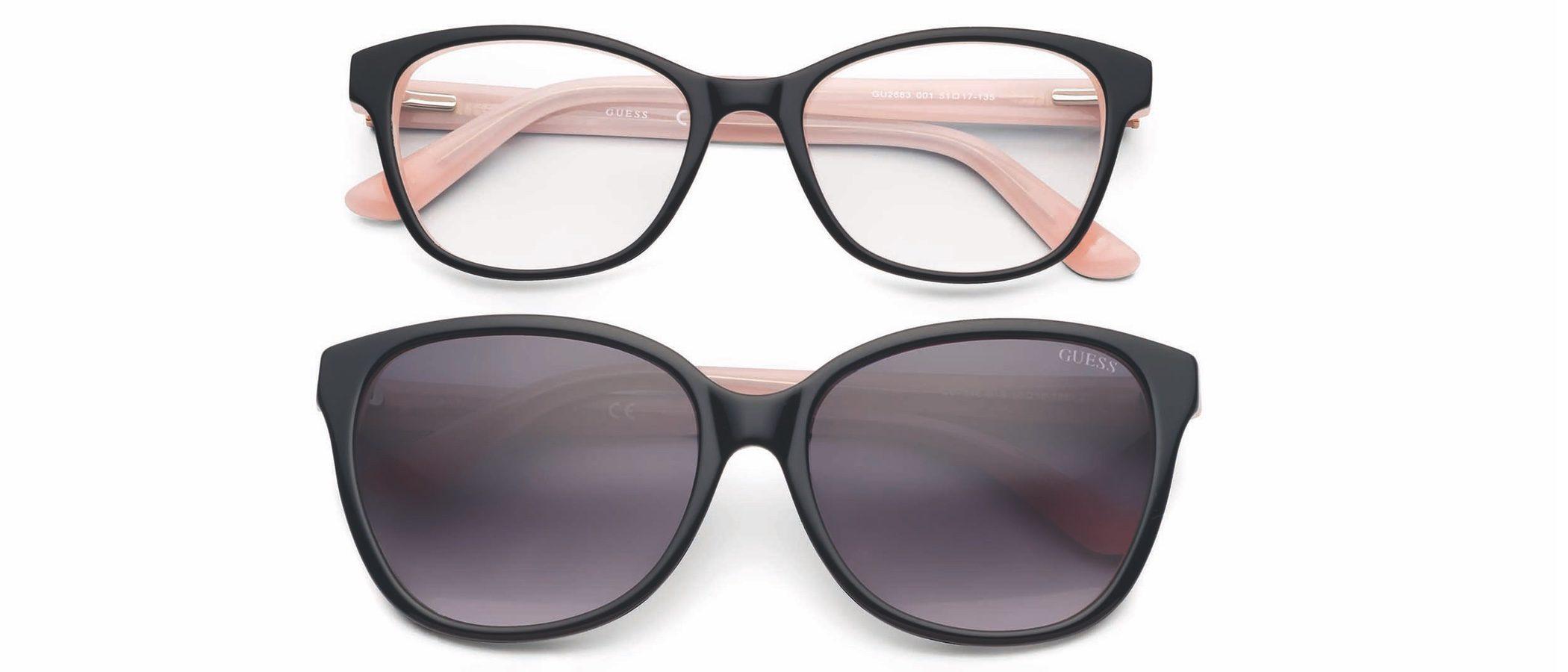 Guess Eyewear se une a la lucha contra el cáncer de mama con su colección 'The Get in Touch 2017'