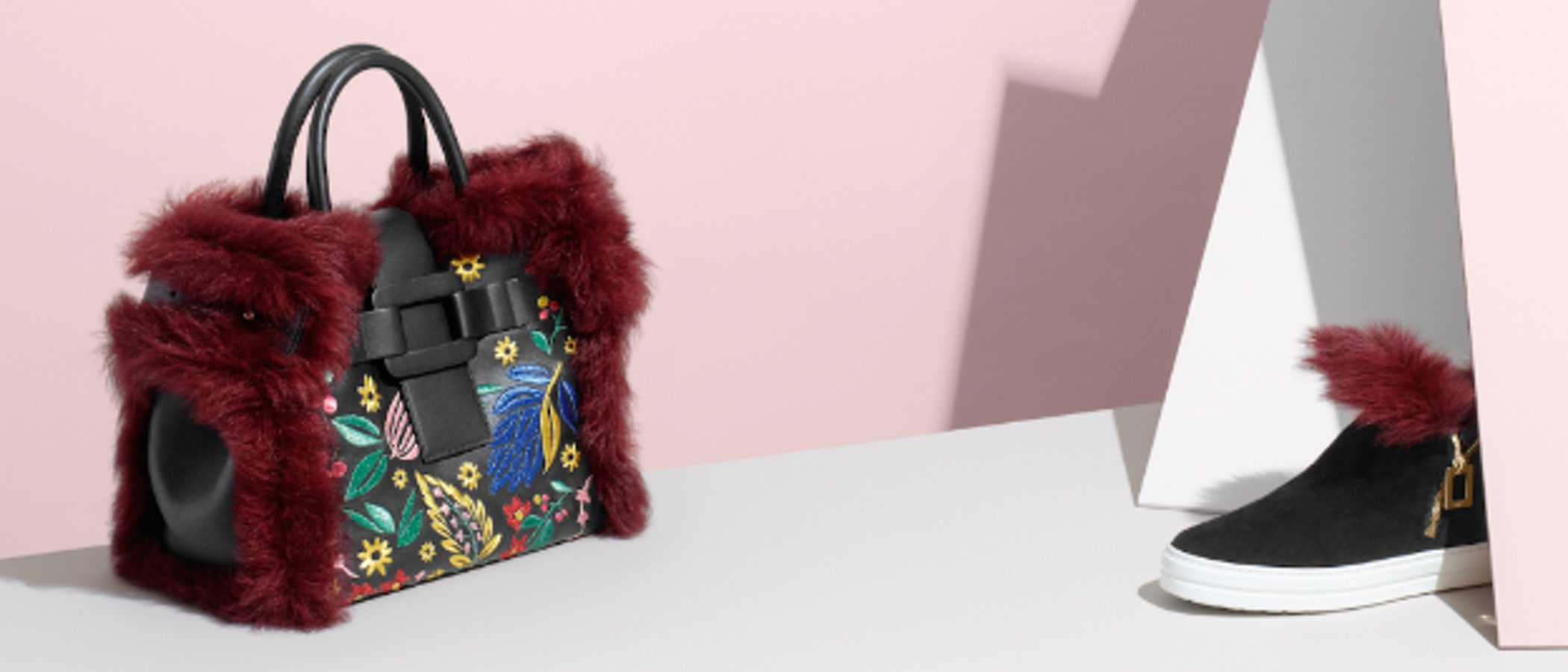 La nueva colección 'Ottowoman' de Roger Vivier con aires exóticos