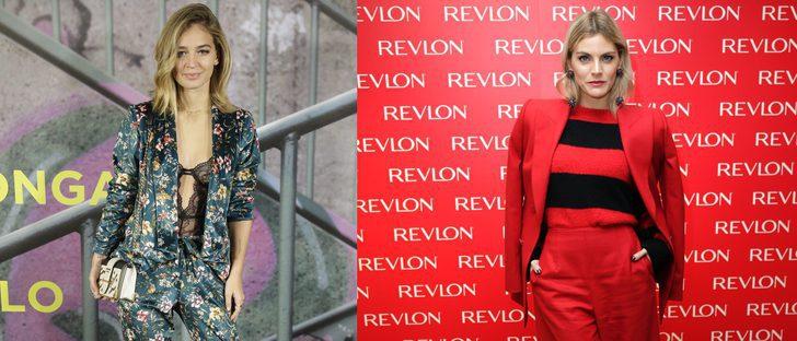 Laura Escanes y Amaia Salamanca, las mejor vestidas de la semana con su conjunto dos piezas