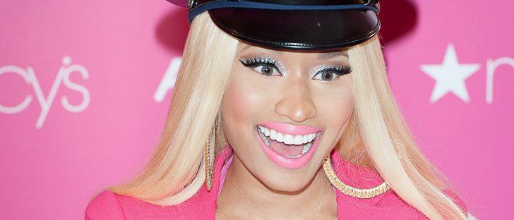 Nicki Minaj será la embajadora de H&M para Navidad 2017