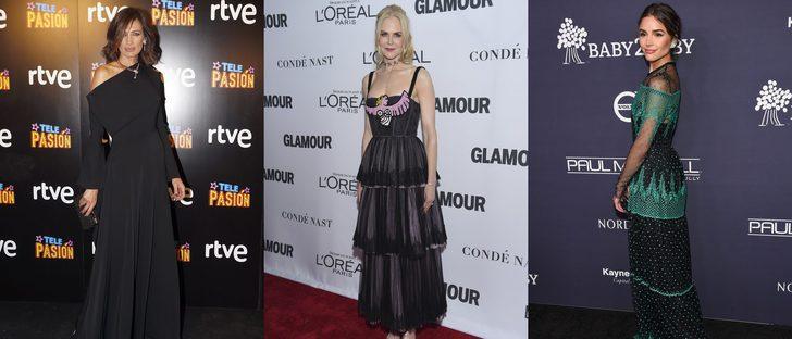 Olivia Culpo, Nieves Álvarez y Nicole Kidman, las mejor vestidas de la semana